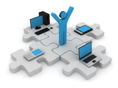 Аутсорсинг, компьютерная помощь